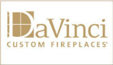 DaVinci custom fireplaces available at Home Fire Stove & Grill City, Salem