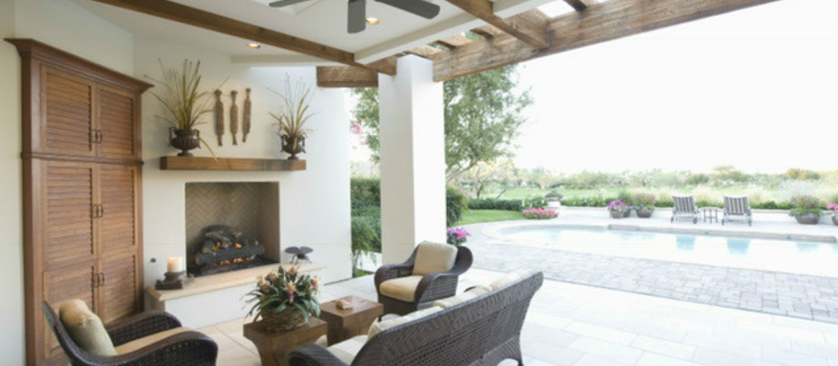How to design your new outdoor fireplace