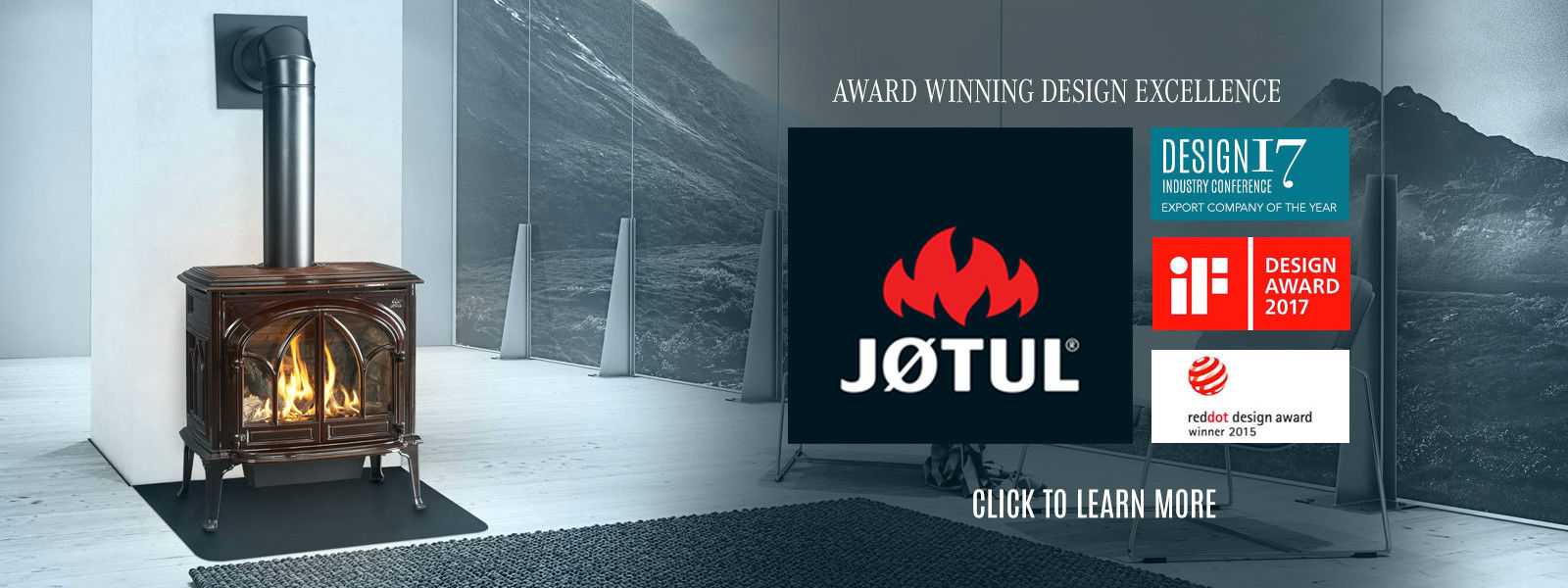 Jøtul Stoves and Fireplace available at Salem Home Fire Stove